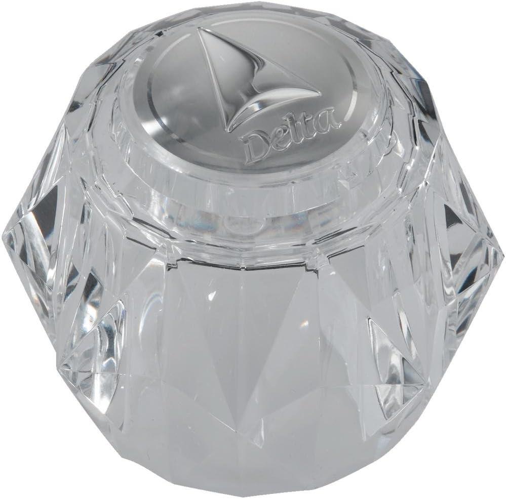 Delta Faucet RP2392 Single Clear Knob
