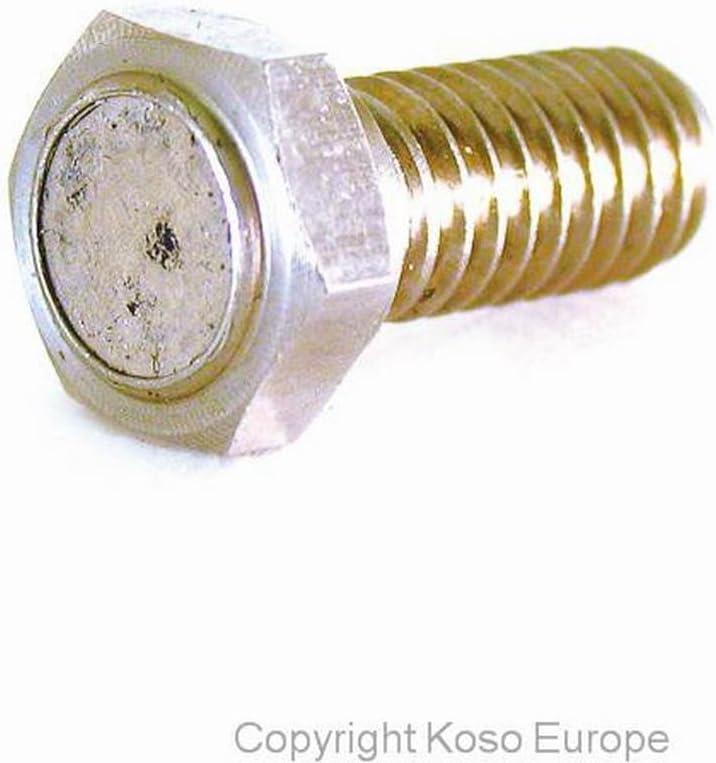 KOSO-49269 Aimant Capteur Tachym/ètre Vis M8 X 1,25 X 22,5 Bf010820-N