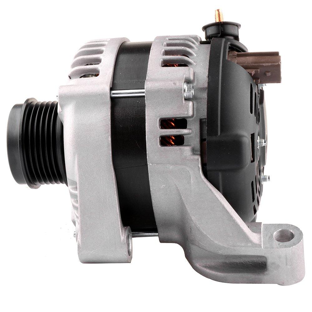 Alternators,ECCPP 13870R 160A for Chrysler Town Country VAN Dodge Caravan//Grand Caravan 2001 2002 2003 2004 2005 2006 2007 3.3L 3.8L ER//IF 421000-0024