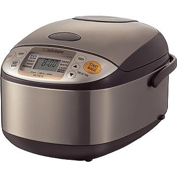 Zojirushi NS-TSC10 5-1/2-Cup electronic rice cooker