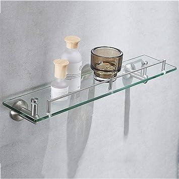 ZHI Estante para toallas de baño, estante Perchero de acero ...