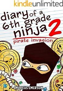 Amazon.com: Diary of a 6th Grade Ninja 11: Beware of the ...