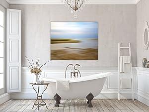 Canvas Gallery Wrap ~ Chapin Beach ~ Dennis, MA, Cape Cod