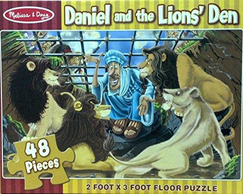 Melissa Doug Daniel Jigsaw Puzzle product image