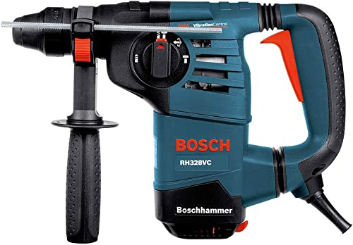 Bosch RH328VC-RT SDS-Plus Rotary Hammer, 1-1 8 – Renewed