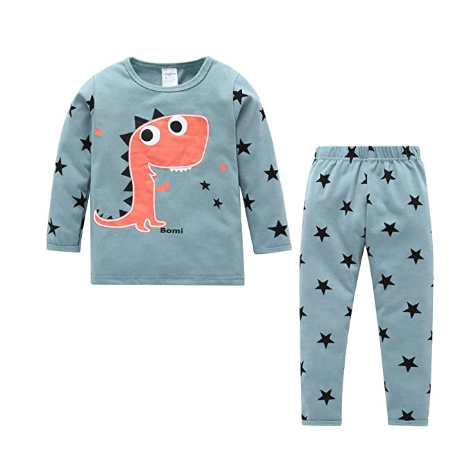Baby & Toddler Clothing Fashion Autumn Dinosaur Newborn Kids Baby Boy Girl T-shirt Tops Pants Trousers Clients First Outfits & Sets
