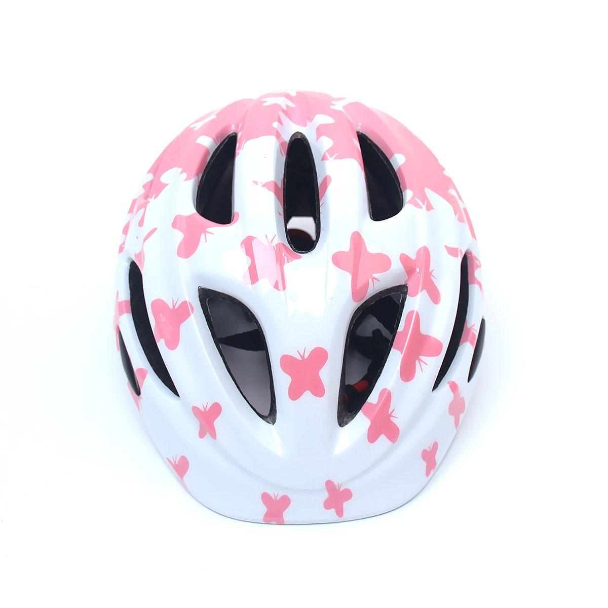 Blue KUYOU Toddler Bike Helmet . Multi-Sport Lightweight Safety Helmets for Cycling//Skateboard//Scooter//Skate Inline Skating//Rollerblading Protective Gear Suitable Boys//Girls 1-6 Year Old