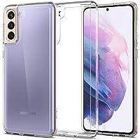 Spigen Ultra Hybrid hoesje Compatibel met Galaxy S21 -Crystal Clear