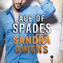 Ace of Spades: Aces & Eights, Book 3 Audiobook by Sandra Owens Narrated by Amy McFadden, Sebastian York