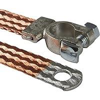 AUPROTEC® Cable Cinta de Masa con Terminal