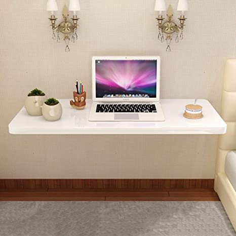 Amazon.com: Mesa de comedor plegable de pared con diseño de ...