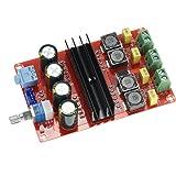 KKmoon 2 x 100W TPA3116D2 Doppelkanal Digital Audioverstärker Brett Verstärker Board DC12V-24V für Arduino