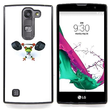 Pulsar Snap-on Series Teléfono Carcasa Funda Case Caso para LG Magna / G4C /
