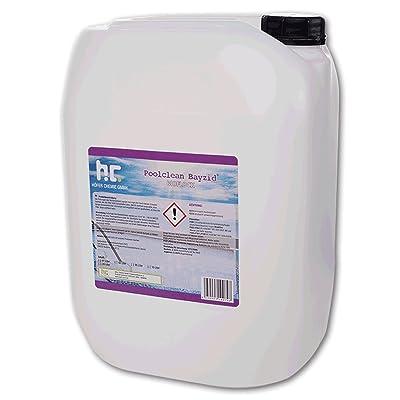 2 x 20 L floculant liquide - FRAIS DE PORT OFFERT - en bidons de 20 L
