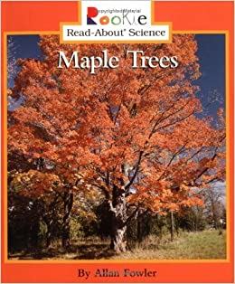 Book Maple Trees (Rookie Read-About Science) by Allan Fowler (2002-03-03)