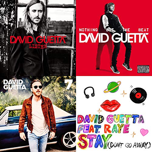 Best of David Guetta (David Guetta Best Hits)
