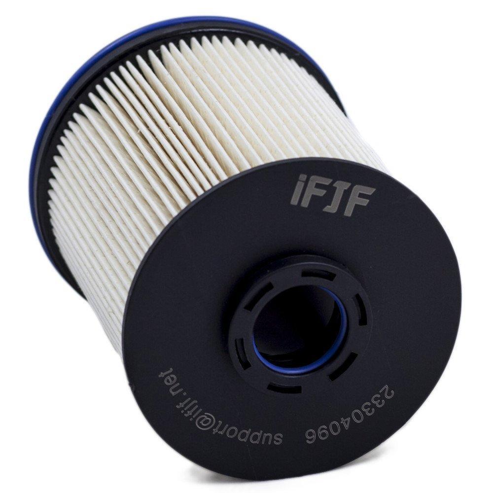 Ifjf Tp1015 Fuel Filter For Chevrolet Cruze 2014 2018 K1500 Location Silverado 2500hd3500hd 2017 And Gmc Sierra 2500hd 3500hd Set Of 1