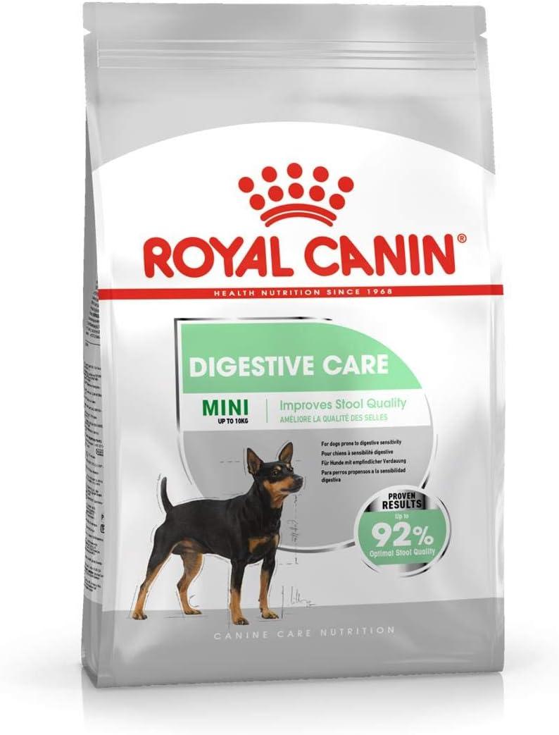 ROYAL CANIN Mini Digestive Care para Perros Adultos de Razas Pequeñas - 1 kg