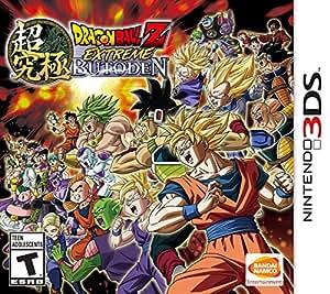 Dragon Ball Z: Extreme Butoden - Nintendo 3DS