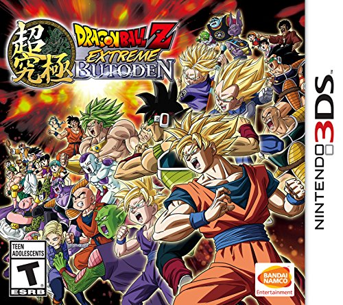 Dragon Ball Z: Extreme Butoden – Nintendo 3DS