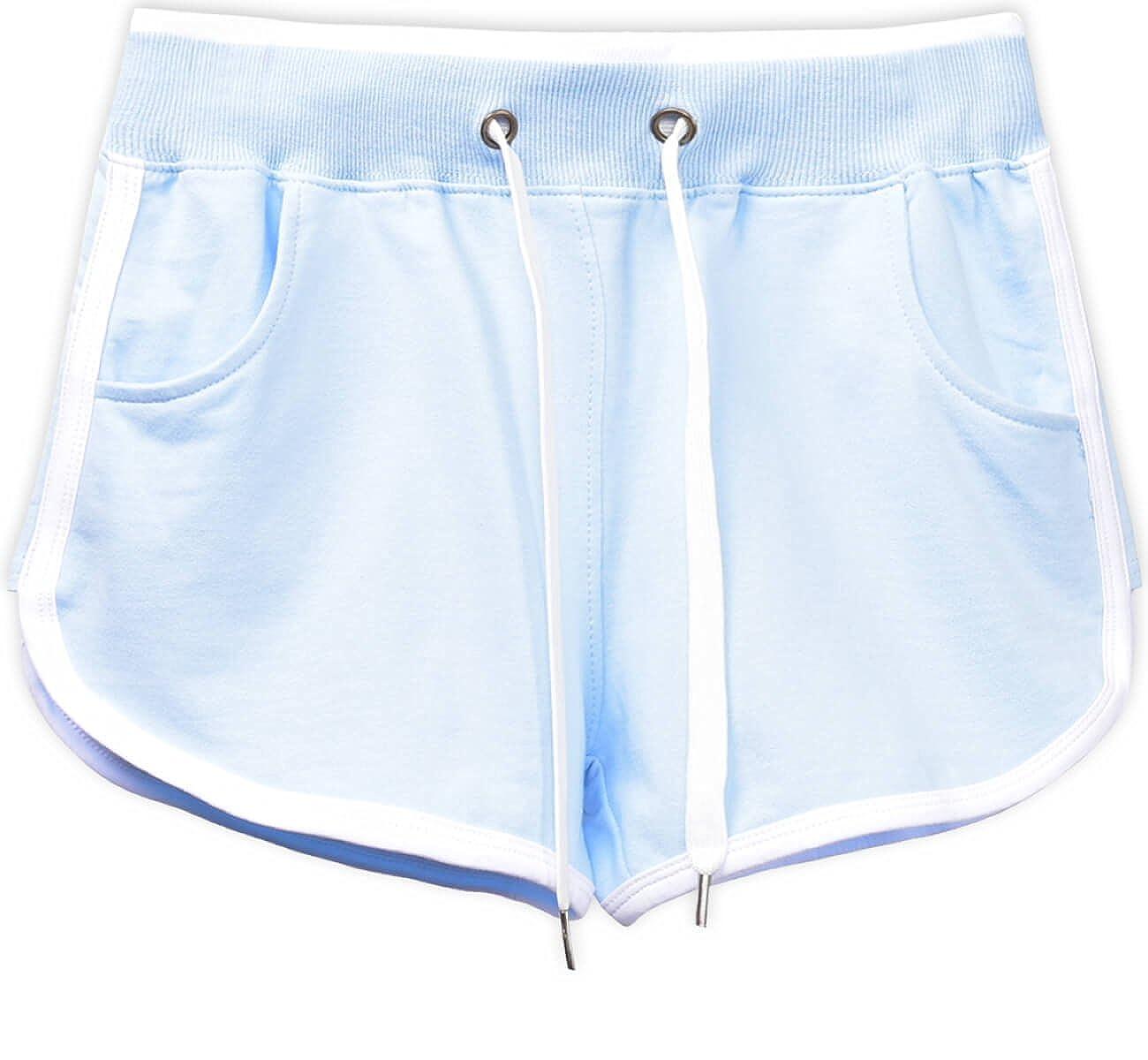 YooKa SHORTS レディース XL ブルー B074KCT9RC