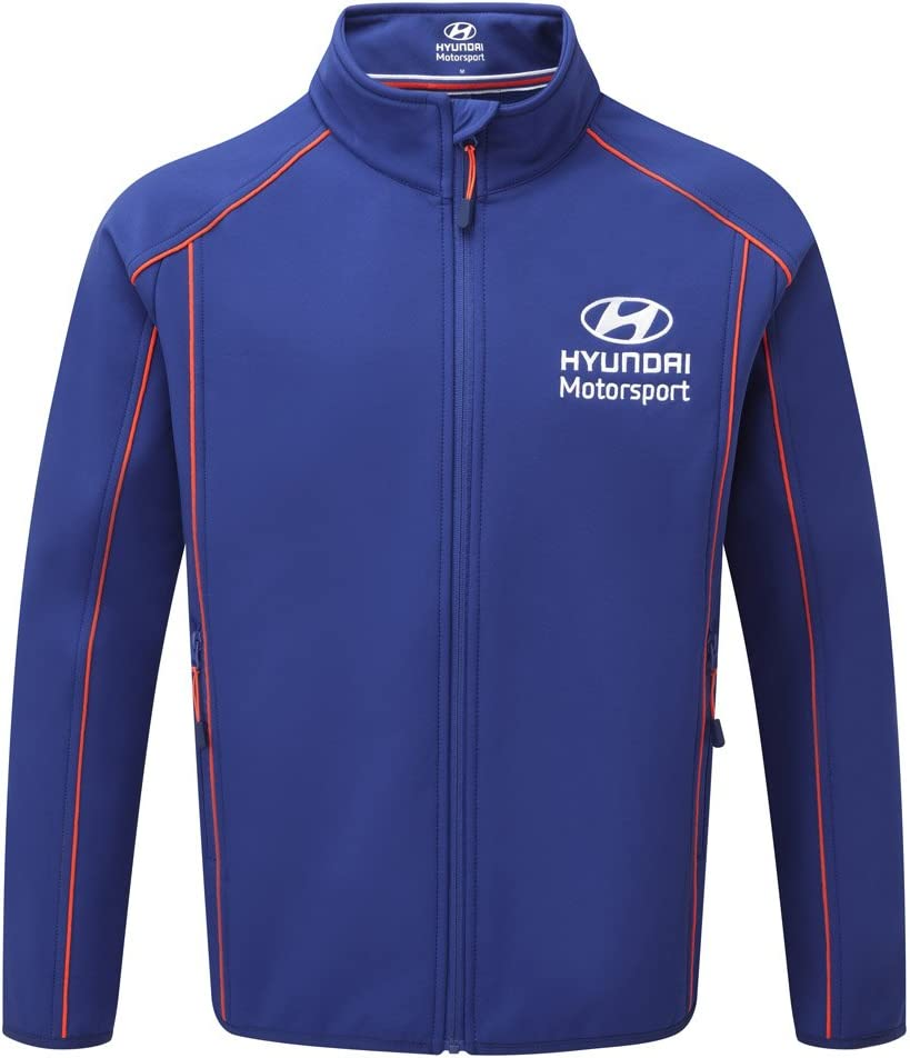 Hyundai WRT Motorsport Softshell Jacke Rally Unisex XS S M L XL XXL XXXL