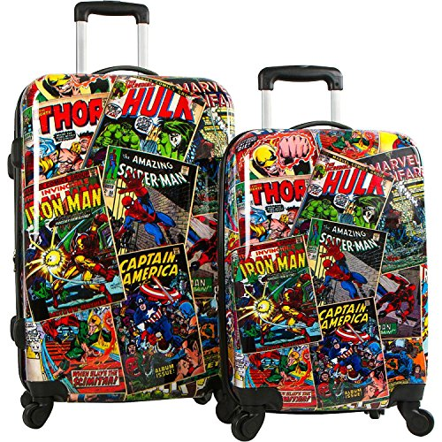 Heys Marvel Comics 2 Piece Set