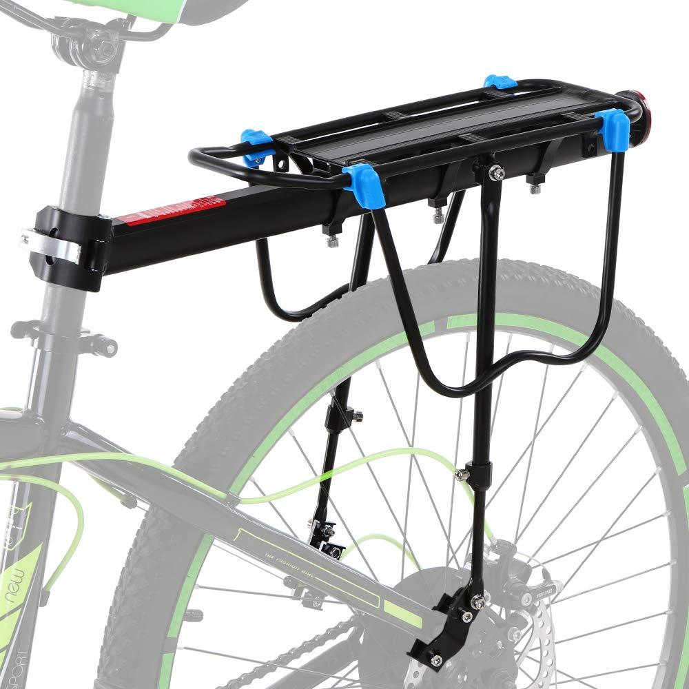 Lixada Portaequipajes para Bicicleta Ajustables Aleación de ...