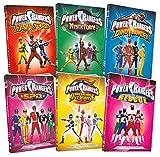 Power Rangers Sample Pack (Ninja Storm / Mystic Force / DinoThunder / S.P.D. / Operation Overdrive / Lightspeed Rescue)