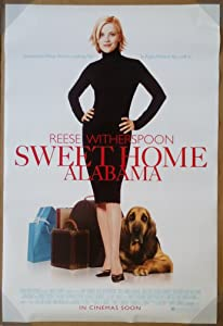 Sweet Home Alabama Movie Poster 2 Sided Original 27x40 Reese Witherspoon