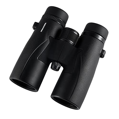 Wingspan Optics SkyView Ultra HD 8X42 Binoculars for Bird Watching for Adults With ED Glass