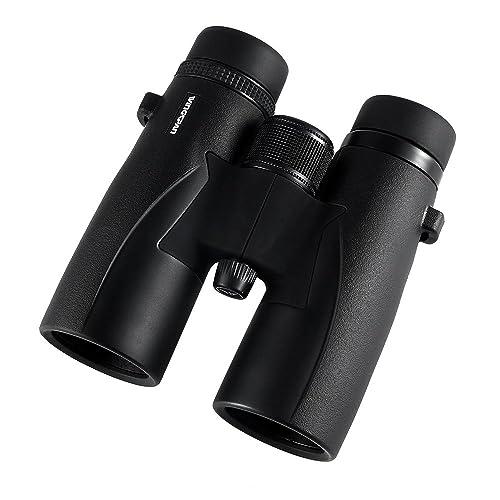 Wingspan Optics SkyView Ultra HD 8X42 Binoculars for Bird Watching for Adults With ED Glass
