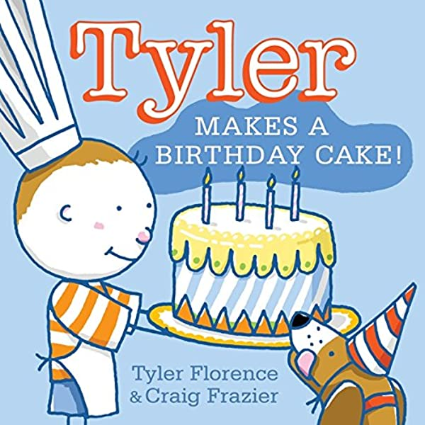Outstanding Tyler Makes A Birthday Cake Tyler And Tofu Florence Tyler Birthday Cards Printable Trancafe Filternl