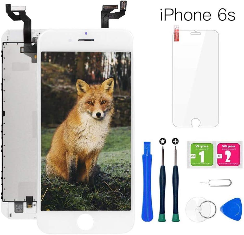 Pantalla LCD y ensamblaje de digitalizador táctil iPhone 6s
