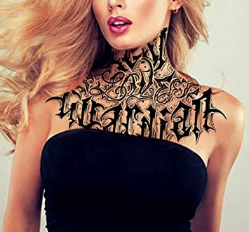 amazon tattoos