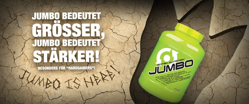 Jumbo 4400g vanilla