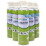 Pack of 3 Greenblue GB600 Air Duster Compressed Air 600ml Ozone Friendly