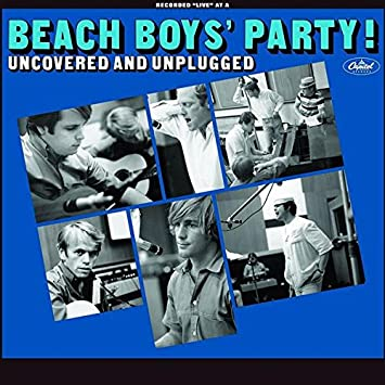 beach boys beach boys party uncovered and unplugged 2 cd