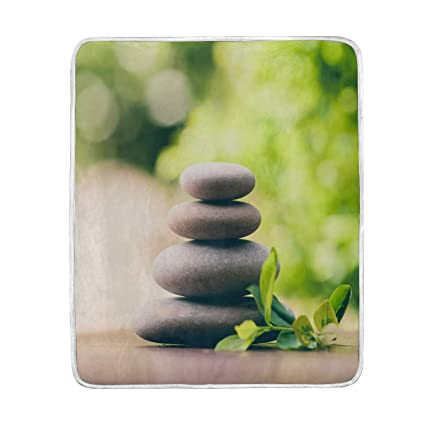 Amazon com: WXLIFE Japan Japanese Zen Stone Soft Warm