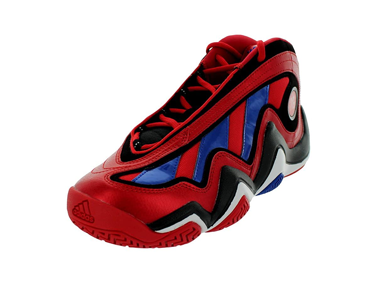 another chance 129aa a9425 Amazon.com   Adidas Men s Crazy 97 Lgtsca Blusld Runwht Basketball Shoes  11.5 Men US   Shoes