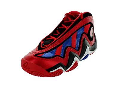 lowest price 8d7ad b8754 Adidas Mens Crazy 97 LgtscaBlusldRunwht Basketball Shoes 11.5 Men US