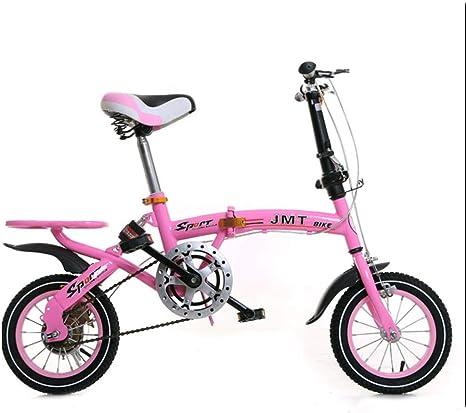WY-Tong Bicicleta Infantil Bicicleta para niños Estudiante Adulto ...