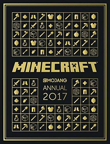 Minecraft Annual 2017 Gebundenes Buch – 10. September 2016 Josef Shanel Matthias Wissnet Egmont Schneiderbuch 350513953X