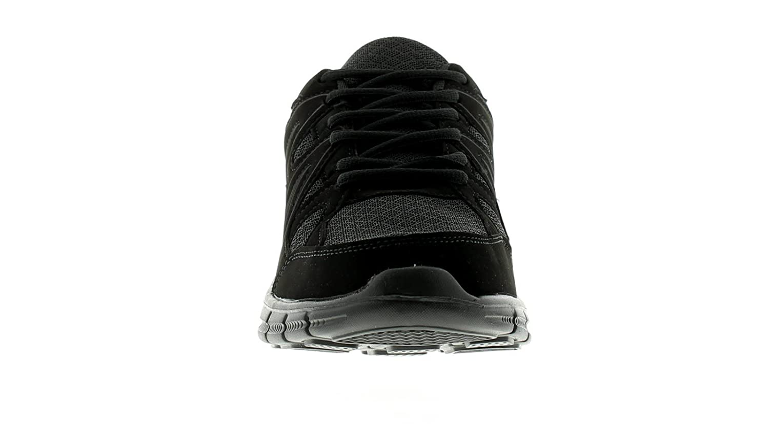 Focus New Mens/Gents Black Lace UPS Lightweight Trainers - Black - UK Sizes  7-11: Amazon.co.uk: Shoes & Bags