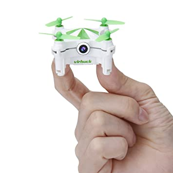 Virhuck V-3 Drone Wifi FPV Drone Quadcopter, con 0.3 MP Camera / mantenimiento