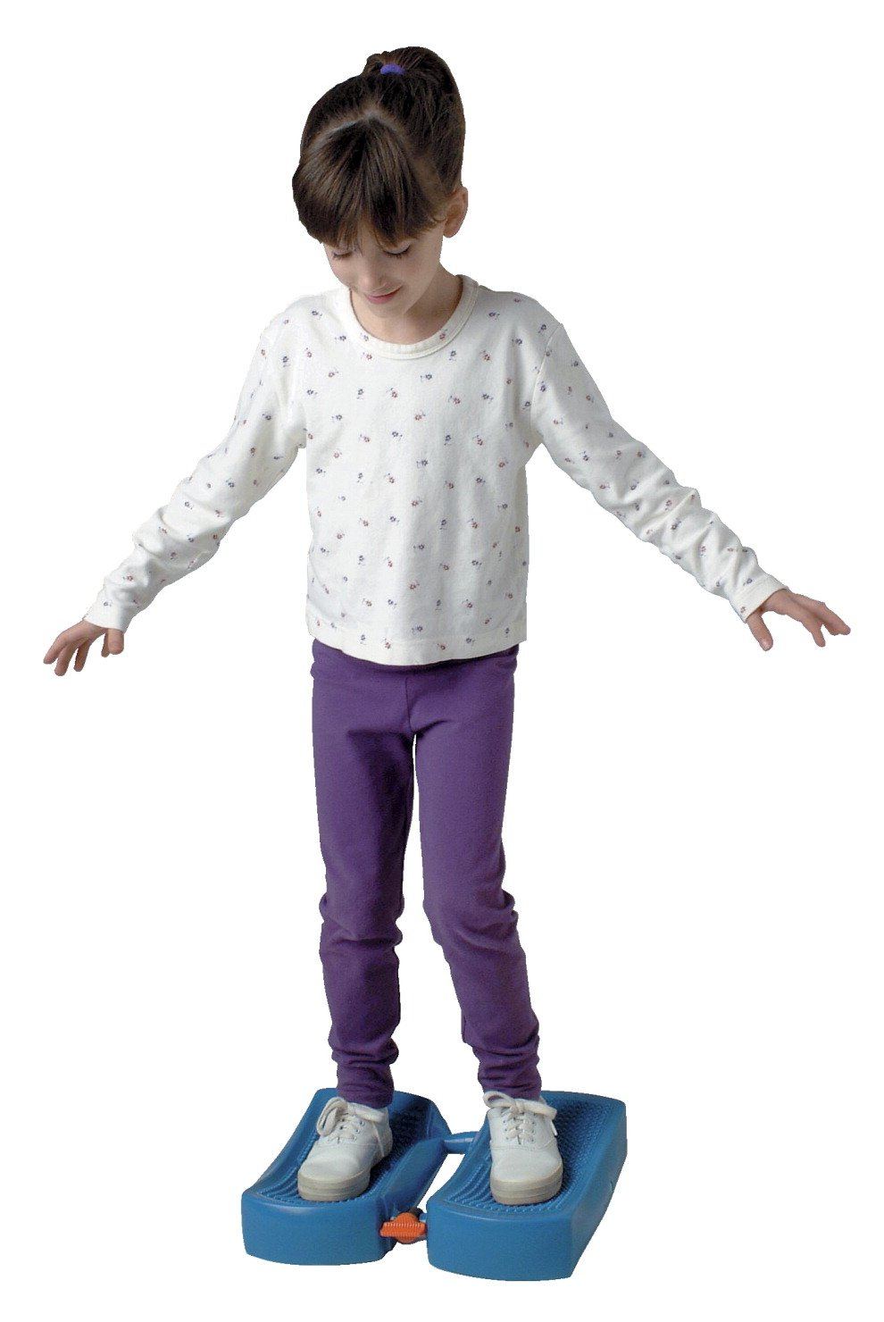 Gymnic Movin' Step Inflatable Balance Base, Purple