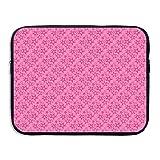 Best Case star Pink Laptops - Custom Laptop Sleeve 13/15 Inch Notebook Zipper Briefcase Review