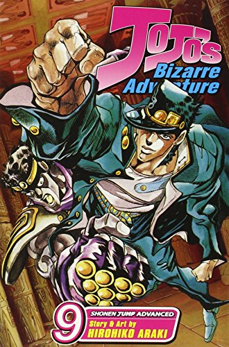 [JoJo's Bizarre Adventure: Part 3--Stardust Crusaders, Vol. 9] (Demonic Masks)