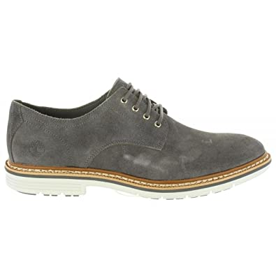 Timberland - Naples Trail Smart Oxford Grey - Lace-ups Men  Amazon ... a9148670998e