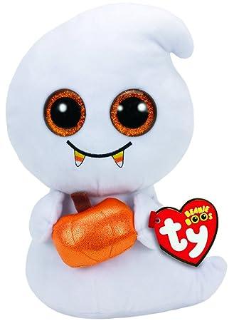 Ty Beanie Boos Halloween Scream-Fantasma 23 cm (37147TY) (United Labels Ibérica